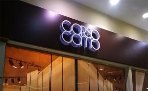 Вывеска Corso Como - 60 000 руб