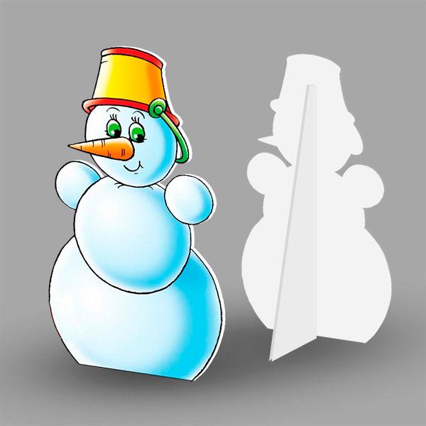 Купить световые снежинки в Казани. Световые надписи - с Новым годом, изделия из пенопласта, новогодние ростовые фигуры в Казани.
